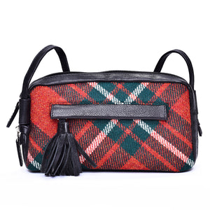 Cleo Bag in MacGregor Tweed