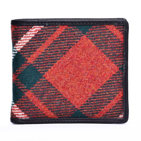Card Wallet in MacGregor Tweed - Luss General Store