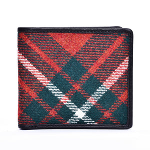 Coin Wallet in MacGregor Tweed