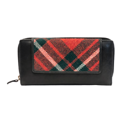 Organiser Purse (Large) in MacGregor Tweed - Luss General Store