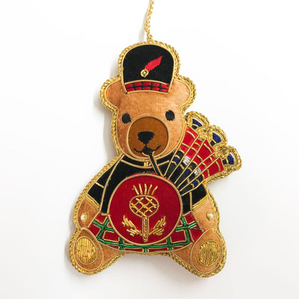 Piper Bear Decoration