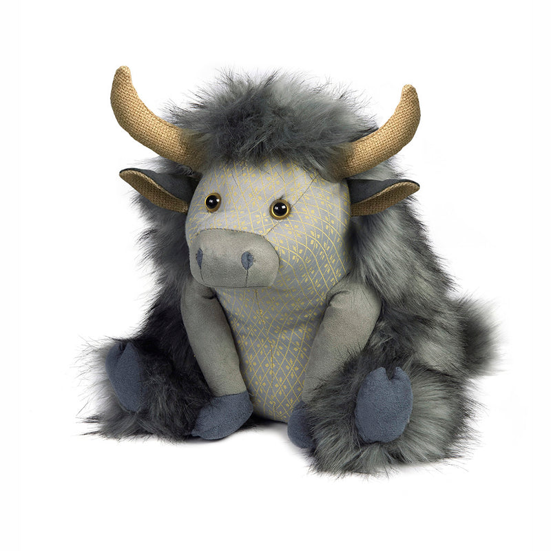 Posh Angus the Highland Cow Doorstop - Luss General Store