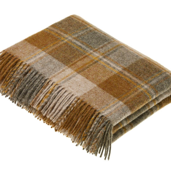 Snowshill Mustard Throw (Legacy Collection)