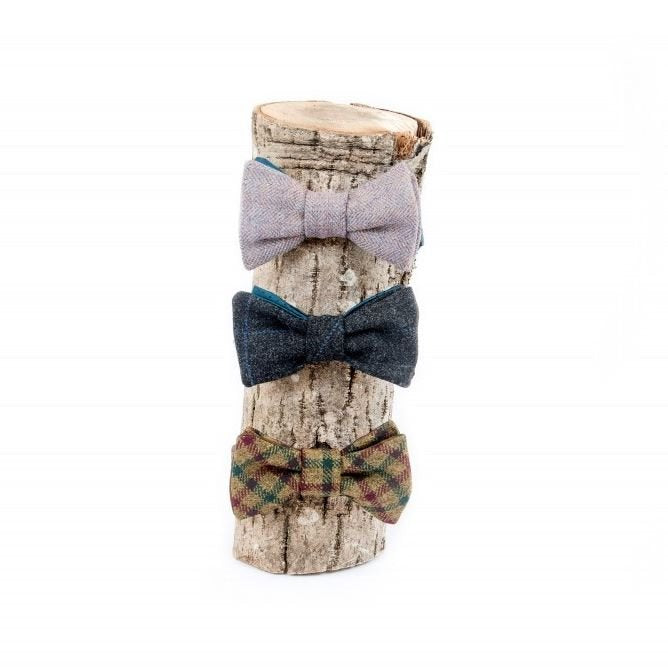 Heritage Tweed Bowtie by Clare O'Neill