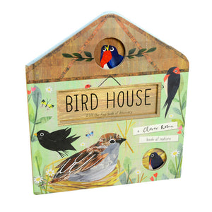 Bird House Flap Book