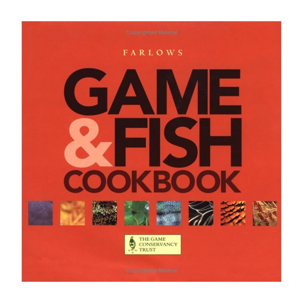 Game And Fish Cookbook