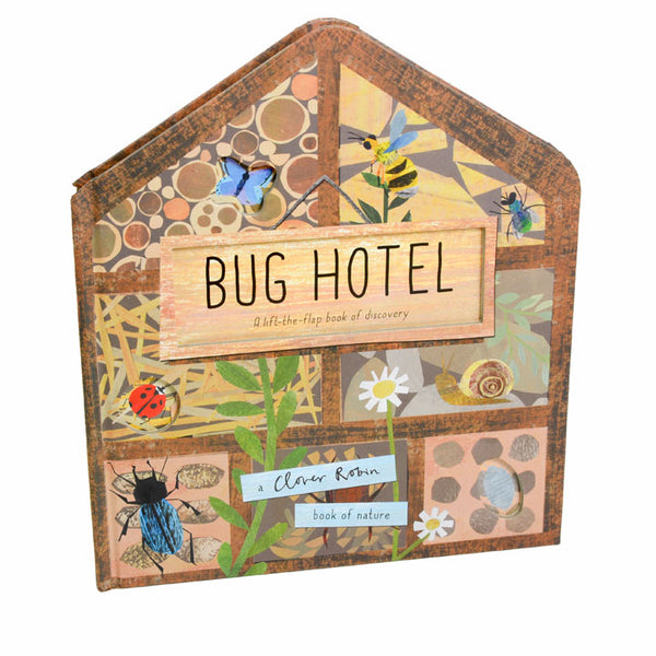 Bug Hotel Flap Book