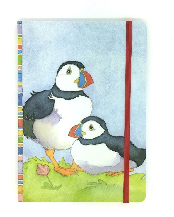 Puffin Notebook by Emma Ball