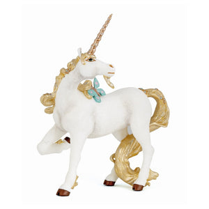 Golden Unicorn Figurine (Papo)