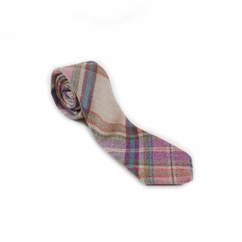 Heritage Tweed Tie by Clare O'Neill