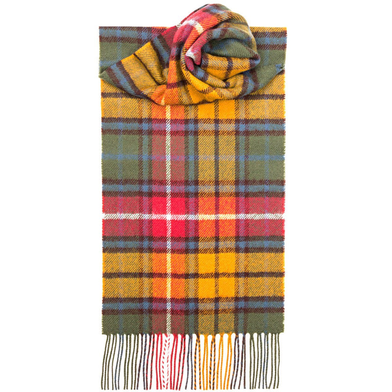 Buchanan Antique Tartan Scarf - Luss General Store