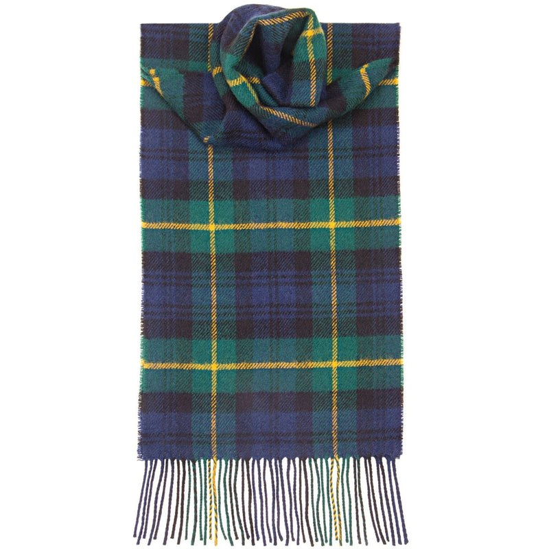 Gordon Dress Modern Tartan Scarf