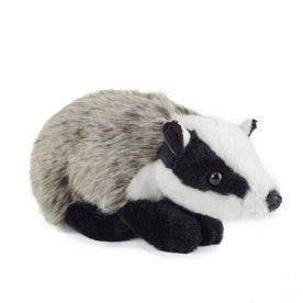 Badger (Medium) by Living Nature