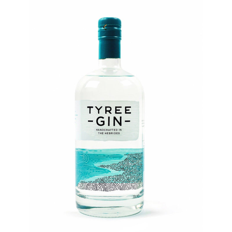 Tyree Gin 70cl 40% - Luss General Store