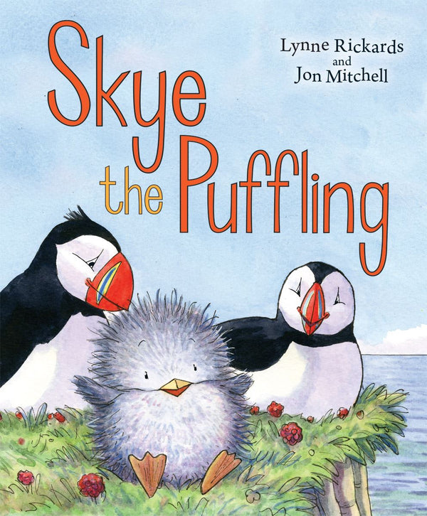 Skye The Puffling (Picture Kelpies)