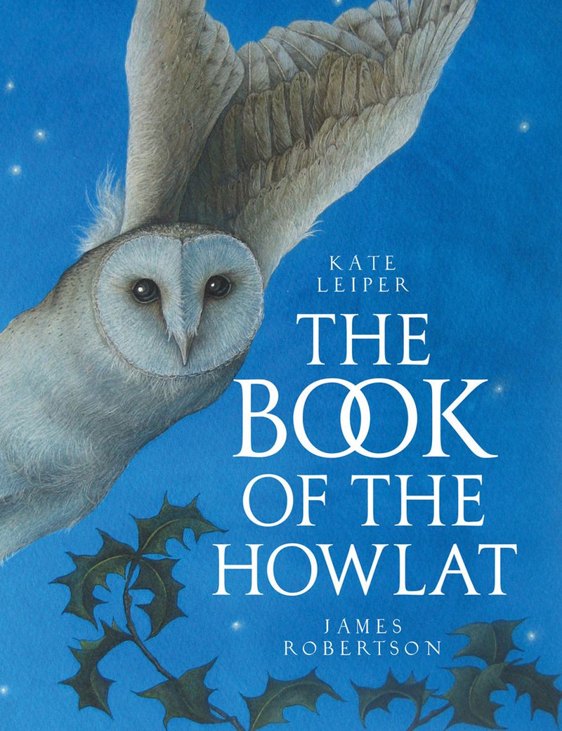 The book of the Howlat - paperback