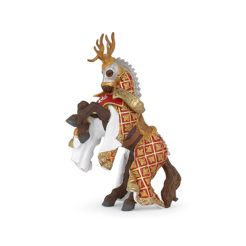 Weapon Master Stag Horse Figurine (Papo)