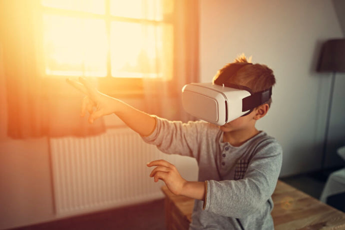 How Virtual Reality is Helping People with Autism