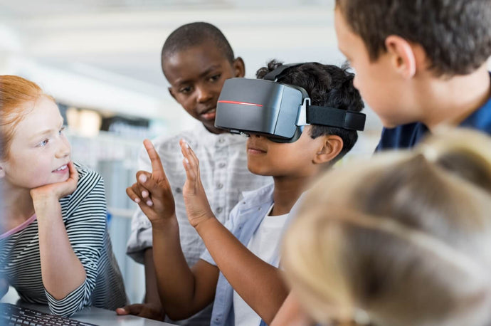 Virtual Reality For Education in 2021