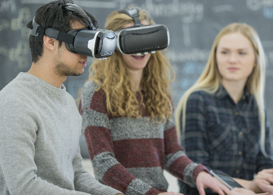 How Schools Are Using VR