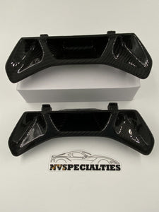 NV Spec. MKV carbon seat inserts L & R side