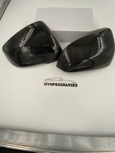 NV Spec. MKV Carbon mirror covers