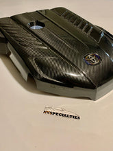NVSPEC Carbon Engine Cover