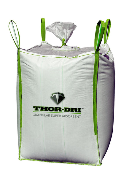 Thor-Dri Oil & Chemical Absorbent 10,000lb Bulk