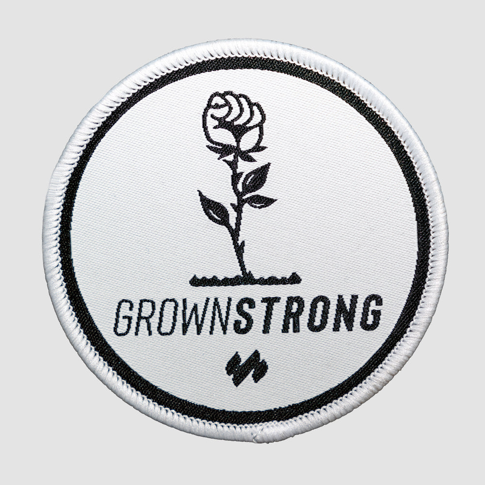 Grown Strong Patch