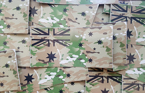 Australian Flag Stickers