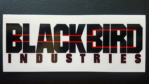 Blackbird Industries Stickers