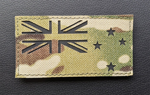 Multicam New Zealand Flag Patch