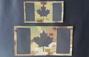 Multicam Canadian Flag Patch