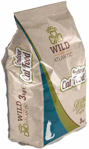 Wild Atlantic Indoor Cat 3 Kg Gluten Free Premium Cat Food