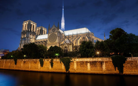 """Notre Dame holds a special place in my heart,"" says architect Rogerio Carvalheiro"
