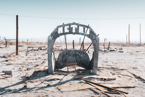 15 Photos of the Quirky Art of Bombay Beach and the Salton Sea