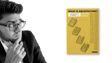 """This book is for everyone; young, old, architect and non-architect,"" says Akheel Khan"
