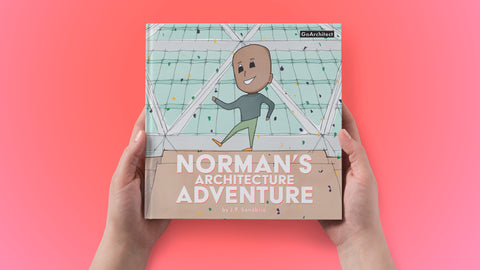 New Children's Book That Celebrates Diversity in Architecture Launches on Kickstarter