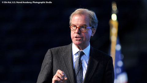 MIT Media Lab Co-Founder, Nicholas Negroponte, shares 3 books that have influenced his life