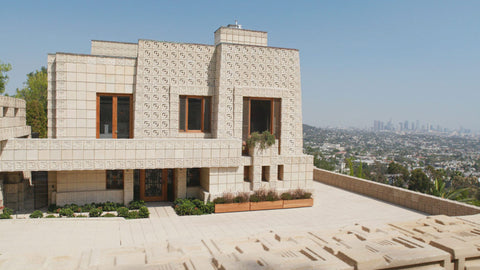 "Film Friday: ""That Far Corner - Frank Lloyd Wright in Los Angeles"""