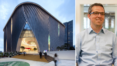 Tom Kember's engineering wisdom from the stunning Xiqu Center in Hong Kong