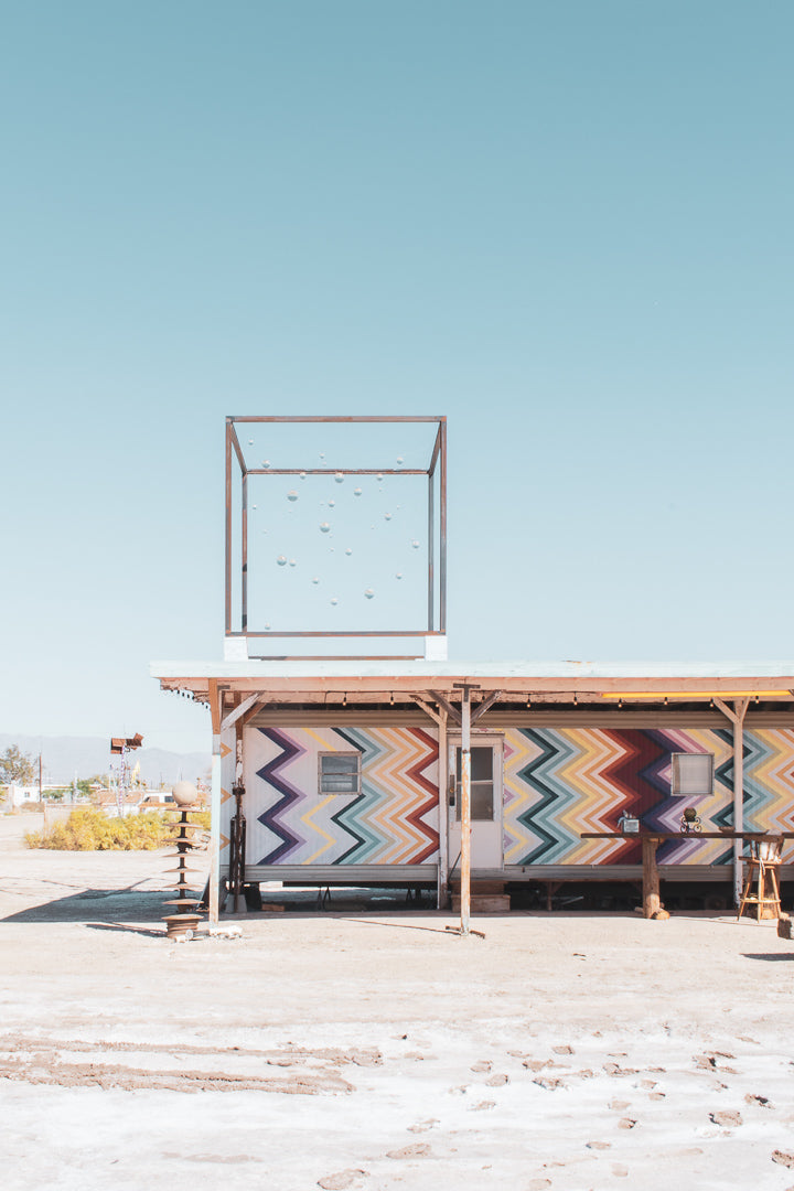 Bombay Beach Art and Architecture