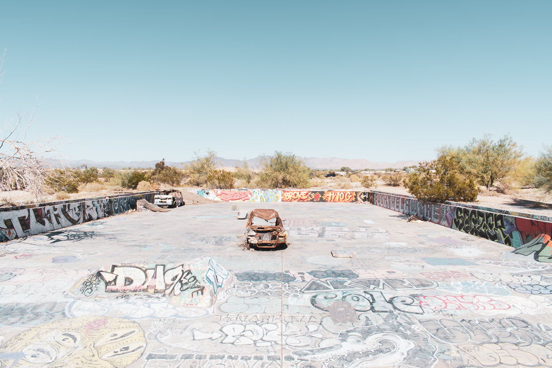 Slab City The Skatepark