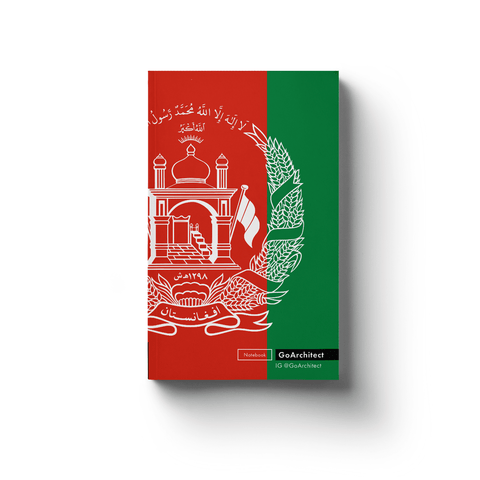 Afghanistan notebook