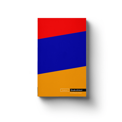 Armenia notebook