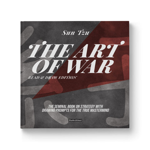 The Art of War: Read and Draw Edition