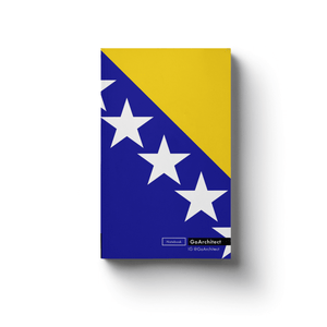 Bosnia and Herzegovina notebook