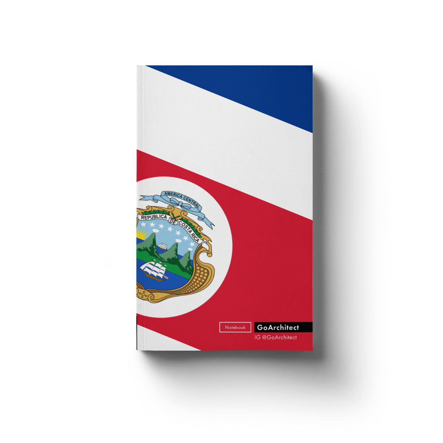 Costa Rica notebook