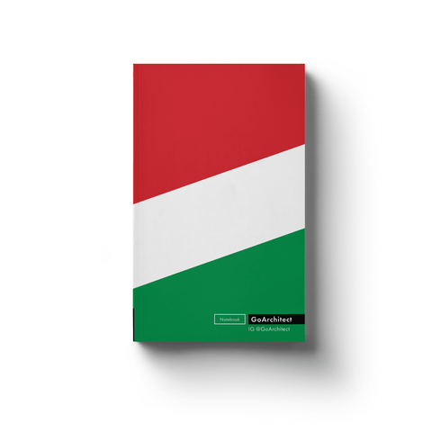Hungary notebook