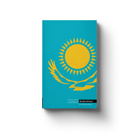 Kazakhstan notebook